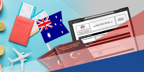 Avusturalya Uçak Bileti Rezervasyonu