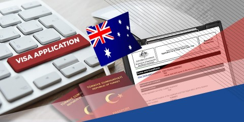 Avustralya Vize Başvuru Formu