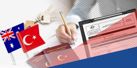 Türkiye'de Oturum ve Çalışma İzni