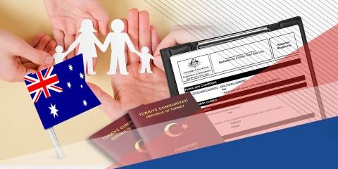 Avustralya Aile Ziyareti Vizesi İşlemleri
