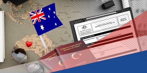 Avustralya Turistik Vize İşlemleri
