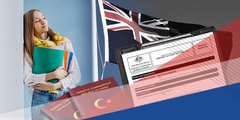 Avustralya Öğrenci Vizesi